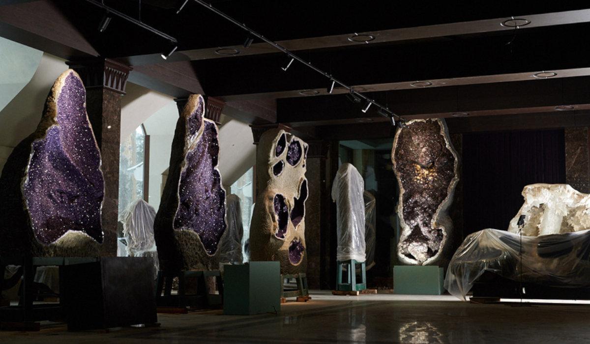 Каменные гости: как топ-менеджер «Адаманта» стал коллекционером минералов